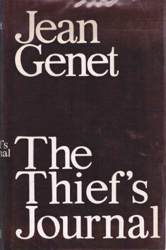 9780218512755: Thief's Journal