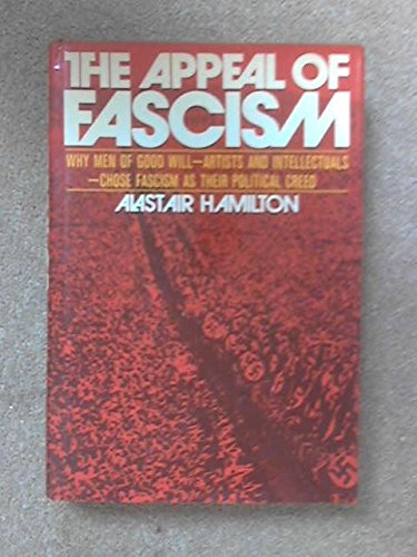 9780218514261: Appeal of Fascism: A Study of Intellectuals and Fascism, 1919-45