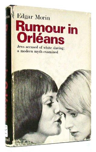 Rumour in Orleans (0218514417) by Morin, Edgar