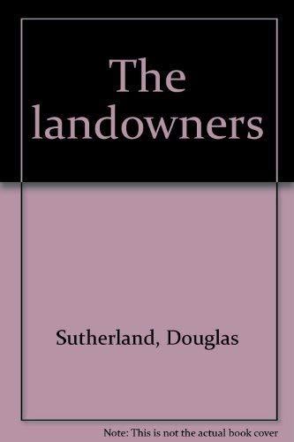 9780218514810: The landowners