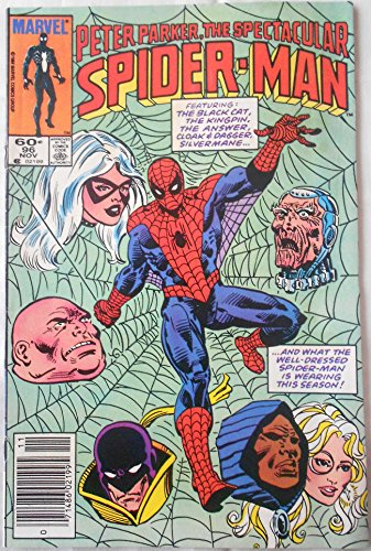9780219960968: Peter Parker, The Spectacular Spider-Man (1976-1998) #96