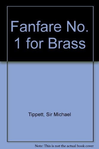 9780220107802: Fanfare No. 1 for Brass