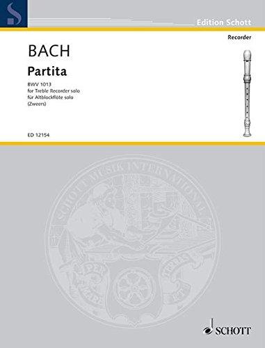 9780220113834: Partita Bwv1013 - Buch