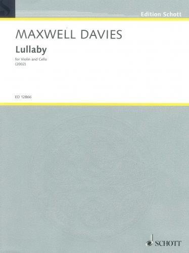 9780220124458: Lullaby - violon et violoncelle - ED 12866