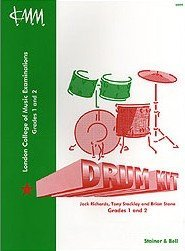 9780220218966: London College of Music Examinations - Drum Kit: Grades 1 and 2