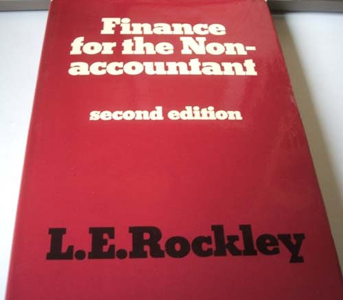 9780220663025: Finance for the Non-accountant
