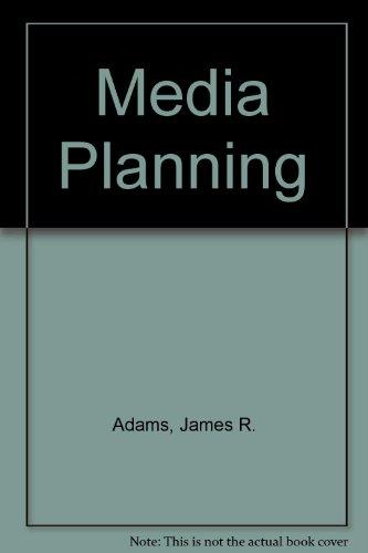 9780220663353: Media Planning