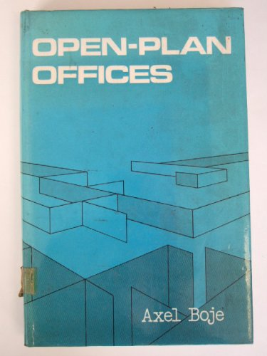 9780220667689: Open-plan Offices