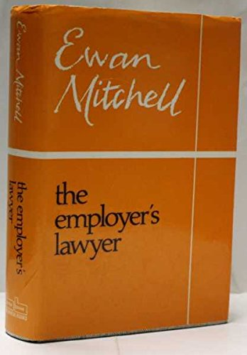 Employer's Lawyer (0220668795) by Ewan Mitchell