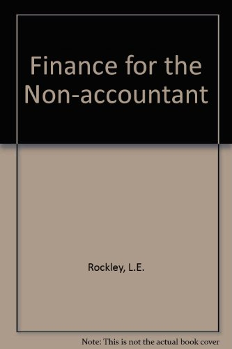 9780220670221: Finance for the Non-accountant