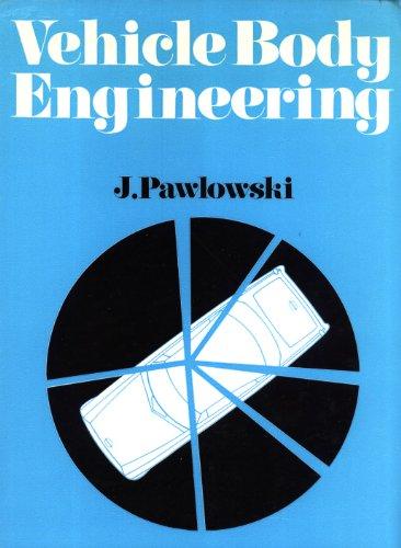 9780220689162: Vehicle Body Engineering