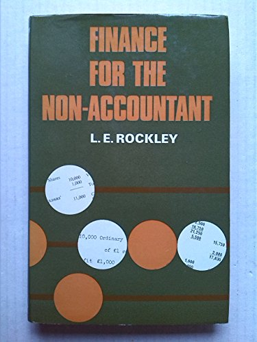 9780220798918: Finance for the Non-accountant
