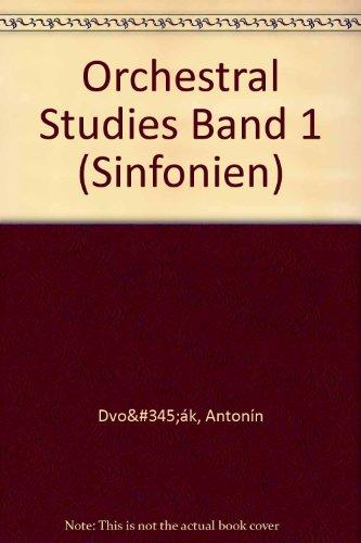 9780221108198: Orchestral Studies Band 1 (Sinfonien)