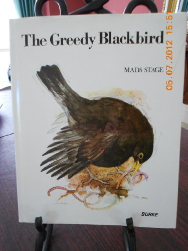 Greedy Blackbird: Stage, Mads