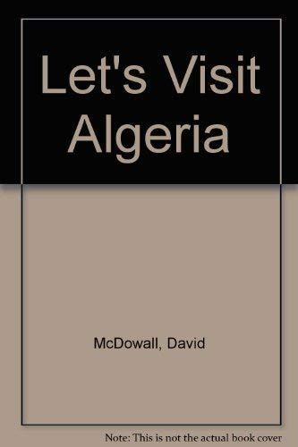 9780222009630: Let's Visit Algeria (Lets Visit Series)