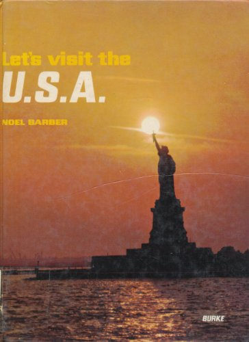 The U.S.A. (Let's Visit Series) (0222010142) by Barber, Noel