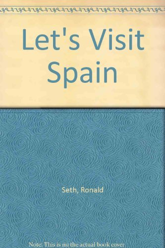 9780222010254: Let's Visit Spain