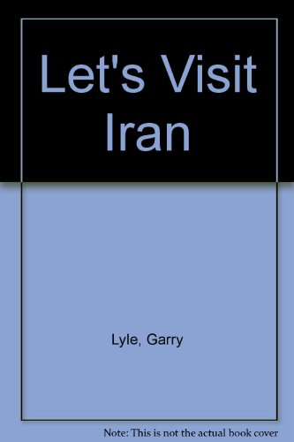 9780222010384: Let's Visit Iran (Burke books)