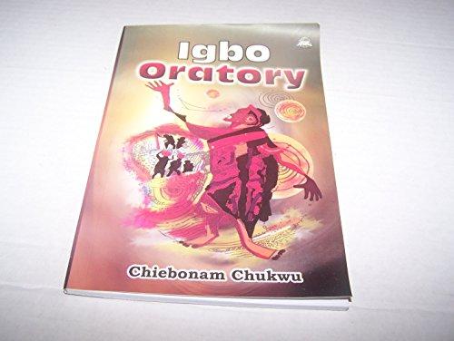 9780222499004: Igbo Oratory