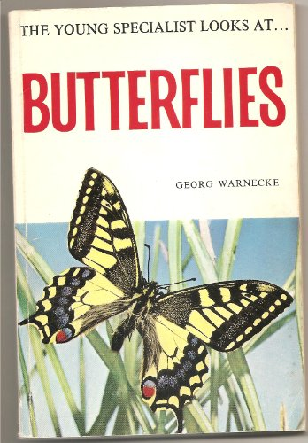 9780222669766: Butterflies and Moths (Young Specialist Looks at)