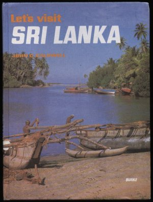 Let's Visit Sri Lanka (9780222992093) by John C. Caldwell