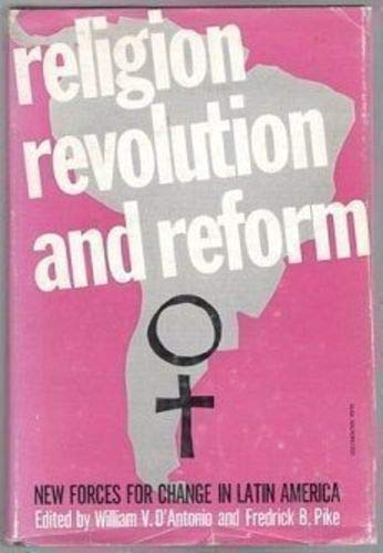 9780223178922: Religion, Revolution and Reform: New Forces for Change in Latin America
