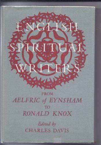English Spiritual Writers
