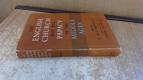 9780223313798: English Church and the Papacy in the Middle Ages