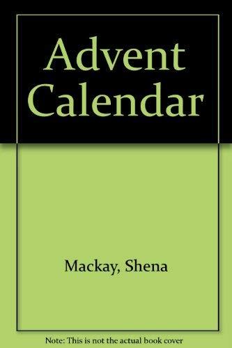 9780224005272: Advent Calendar