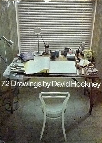 72 Drawings: Hockney, David