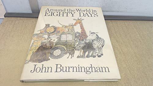 9780224006590: Around the World in Eighty Days