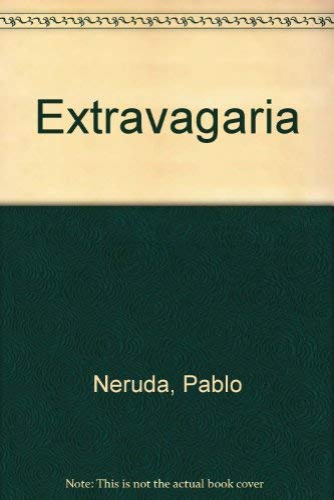 9780224007658: Extravagaria