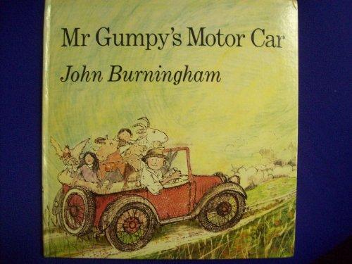 9780224008280: Mr.Gumpy's motor car