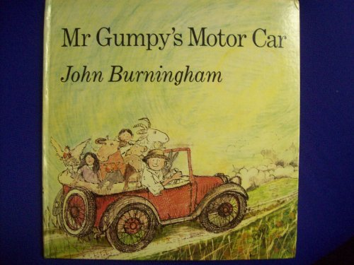 9780224008280: Mr.Gumpy's Motor Car
