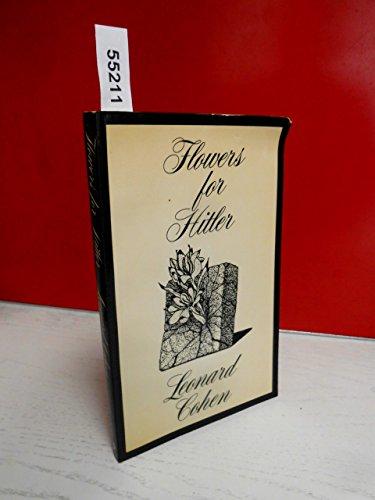 9780224008419: Flowers for Hitler