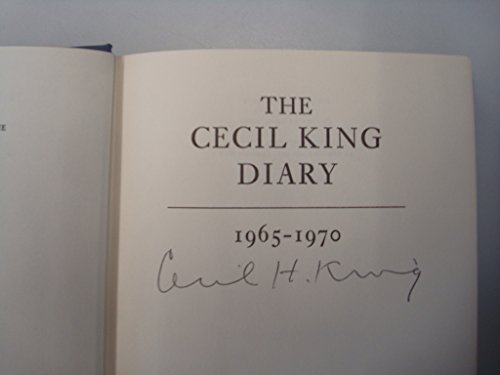 The Cecil King Diary 1965 - 1970: Cecil King