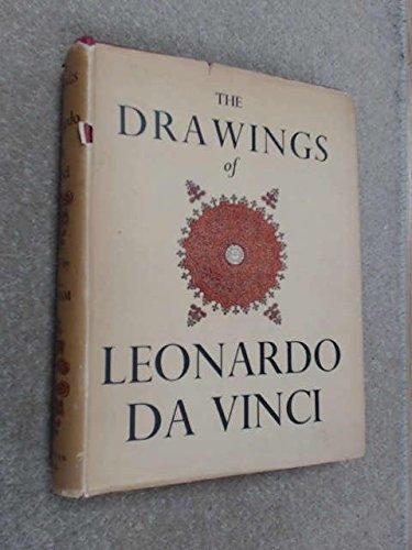 9780224009096: The Drawings of Leonardo Da Vinci