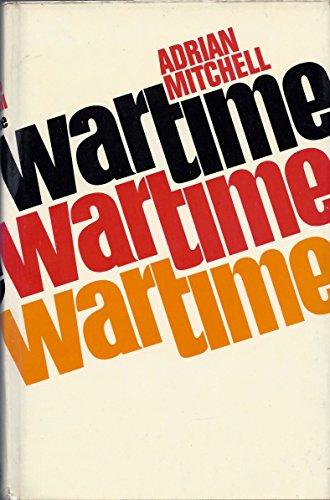 9780224009119: Wartime