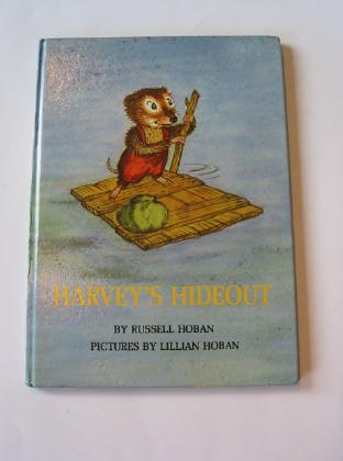 9780224009577: Harvey's Hideout