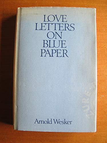 9780224010030: Love Letters on Blue Paper
