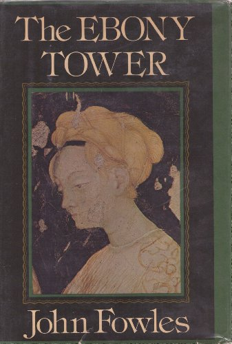 9780224010450: EBONY TOWER 1ST EDITION
