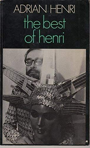 9780224011488: The Best of Henri: Selected Poems, 1960-70