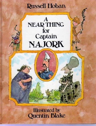 9780224011976: A near thing for Captain Najork