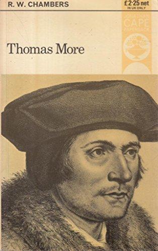 9780224012256: Thomas More