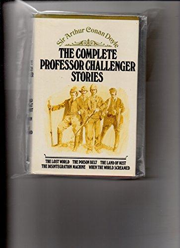 9780224012409: Complete Professor Challenger Stories