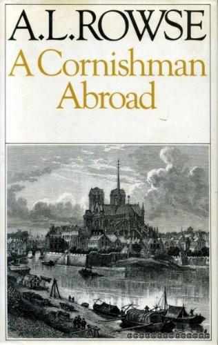 9780224012447: A Cornishman Abroad