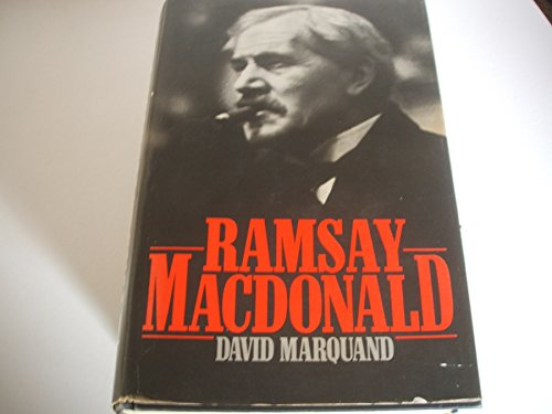 9780224012959: Ramsay Macdonald: A Biography