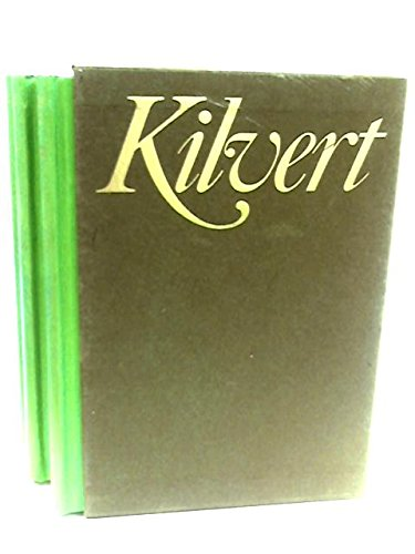 9780224012997: Kilvert's Diary: Selections from the Diary of the Rev. Francis Kilvert (3 Volumes)