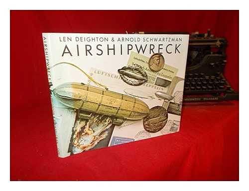 9780224013840: Airshipwreck