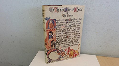 9780224013871: The Life and Times of Chaucer